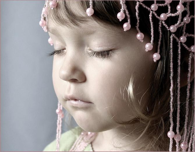 عکس دختربچه های کوچولو و زیبا