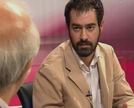 عکسای شهاب حسینی و مریلا زارعی در برنامه هفت