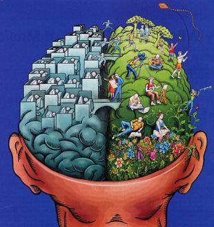 استفاده از 100 درصد قدرت مغز